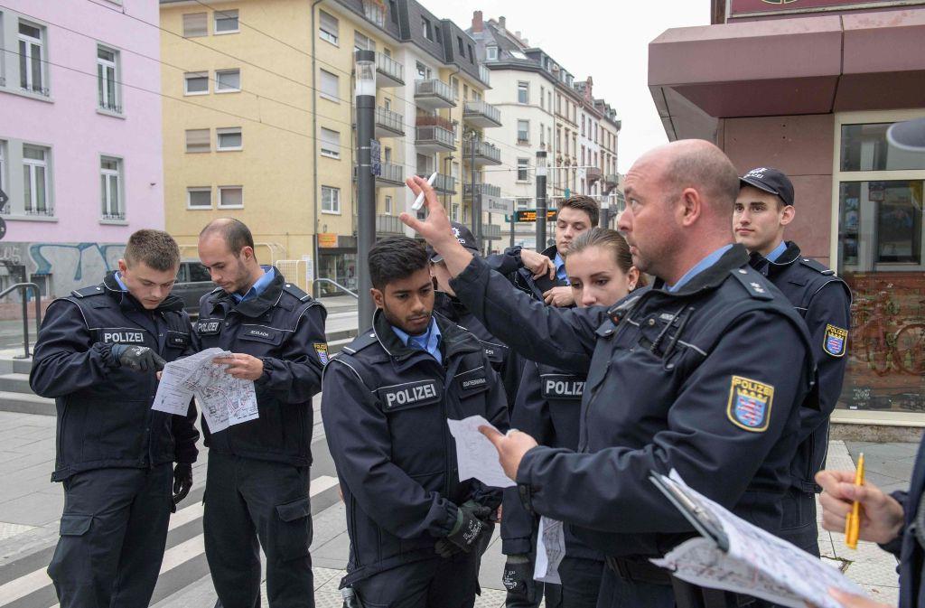 Frankfurter Polizei Nachrichten