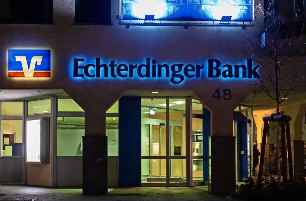 Geldgeschäfte auf den Fildern - Kleine Banken setzen auf Nähe zum Kunden - Stuttgarter Nachrichten