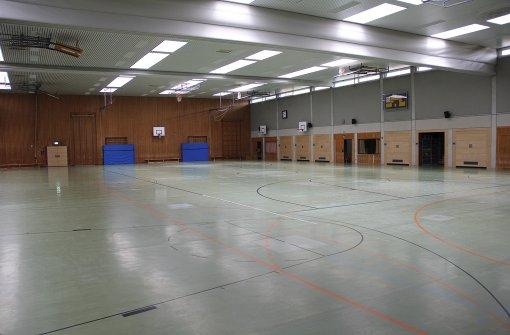 Sporthalle bleibt wahrscheinlich vorerst gesperrt