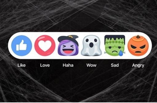 Neue Halloween-Emojis wie Kürbis, Geist und Hexe