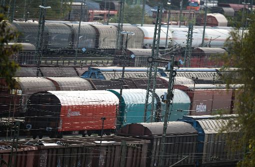 Flüchtlinge sterben auf Güterzug