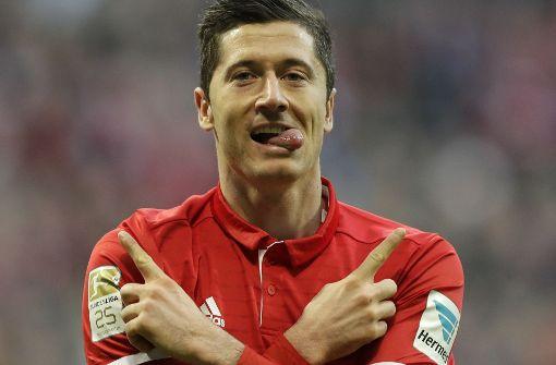 Zweifache Freude für den FC Bayern