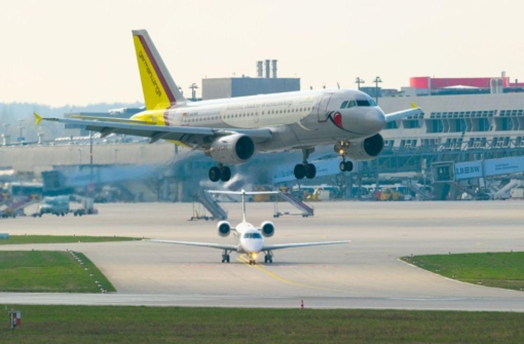 Flug Mailand Stuttgart