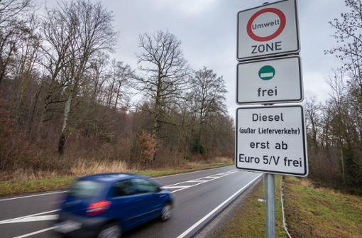 Fahrverbot Stuttgart Diesel