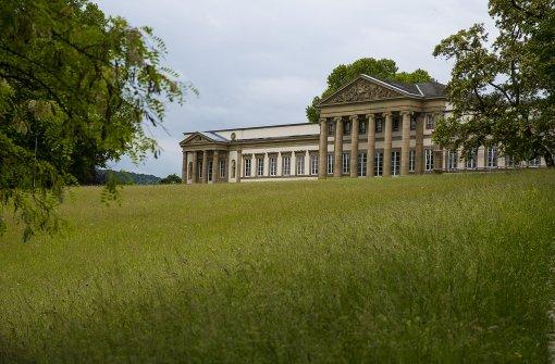 Exhibitionisten am Neckar und im Park