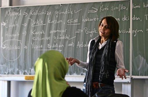 Arabisch soll bessere Chancen eröffnen