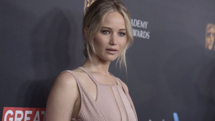 Jennifer Lawrence steht zu ihrem Strip-Video