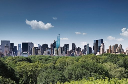 Luxusimmobilien in New York. Foto: dpa
