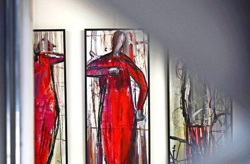 Weinkellerei wird zu Kunstgalerie