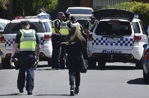Anschlag Australien