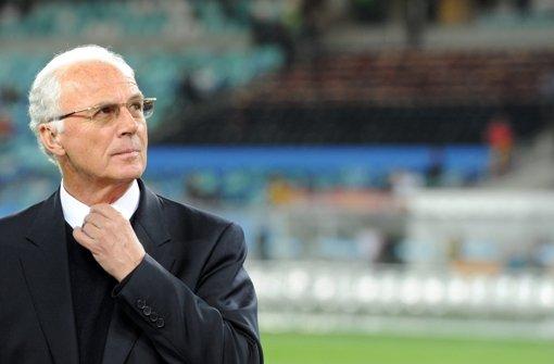 Beckenbauer hat brisantes Schreiben unterschrieben