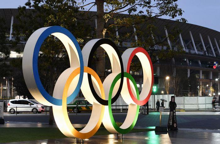 Olympia 2021 Termine
