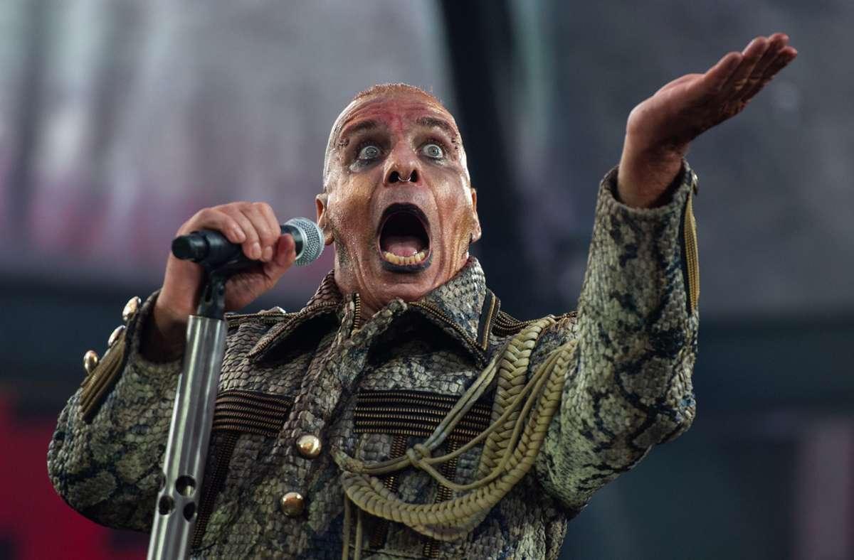 Song von Rammstein-Sänger Lindemann und Geiger David Garrett