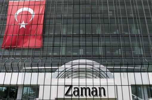Erdogan lässt kritische Medien verbieten