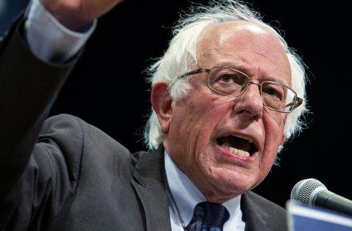 Bernie Sanders will Hillary Clinton wählen