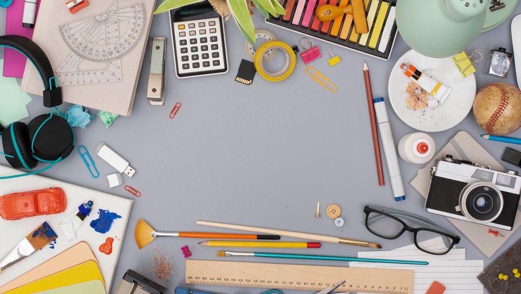 Schreibtisch Aufraumen In 5 Einfachen Schritten