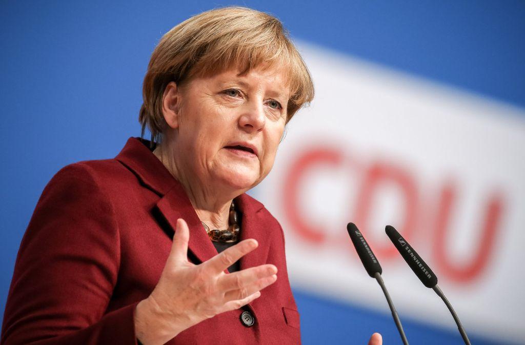 Rede Von Bundeskanzlerin Merkel Heute