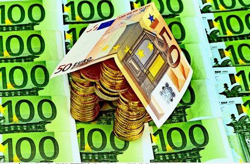 Zahl von Immobilienkrediten geht zurück