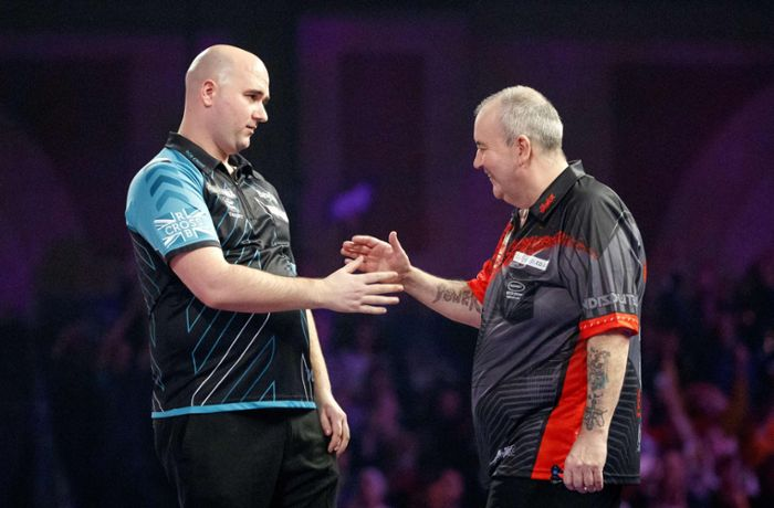 Darts-WM: Rob Cross: Der Elektroschocker