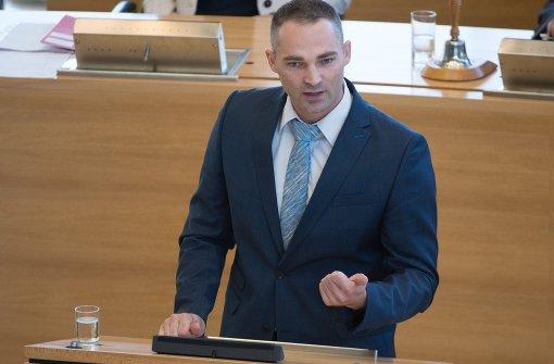 AfD-Abgeordneter sorgt für Eklat bei Debatte