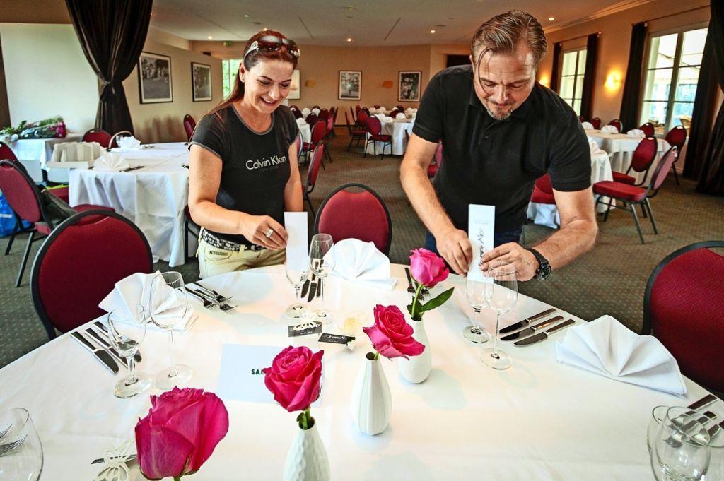 Italienisch Deutsche Hochzeit In Schwieberdingen Hochzeitsfeier Mit