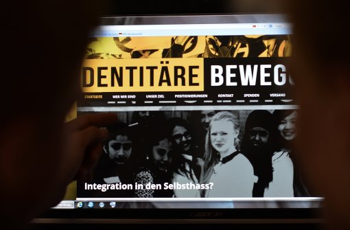 """""""Identitäre Bewegung"""" – vom virtuellen Raum in die Realwelt"""