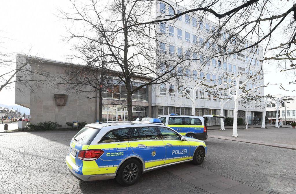 Polizei Gaggenau