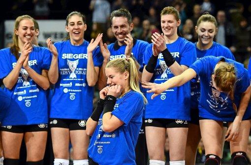 Die Volleyball-Meisterschaft ist das große Ziel