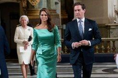 Die Prinzessin und der US-amerikanische Geschäftsmann sind seit rund zwei Jahren ein Paar. Seit Anfang des Jahres wohnen die beiden auch zusammen. Ende Oktober 2012 gaben sie offiziell ihre Verlobung bekannt. Foto: dpa