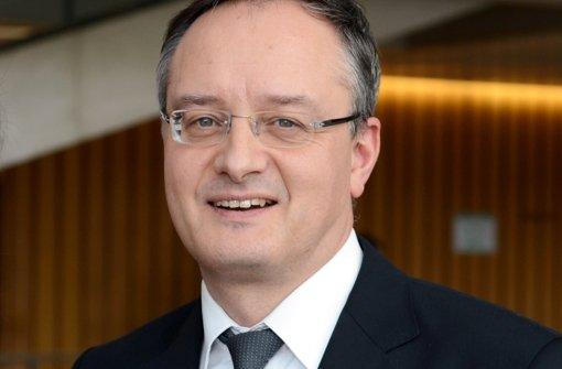 Der neue Kultusminister Andreas Stoch setzt auf Teamgeist Foto: dpa