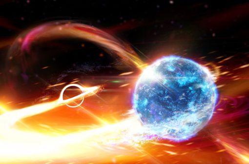Gravitationswellen-Forscher: