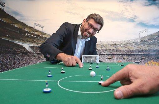 VfB-Fan kämpft gegen Macht der Moneten