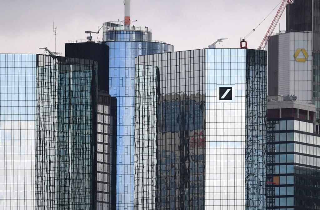 Fusionsgesprache Zwischen Deutsche Bank Und Commerzbank Ein Ex Banker Zieht Im Hintergrund Die Faden Wirtschaft Stuttgarter Nachrichten
