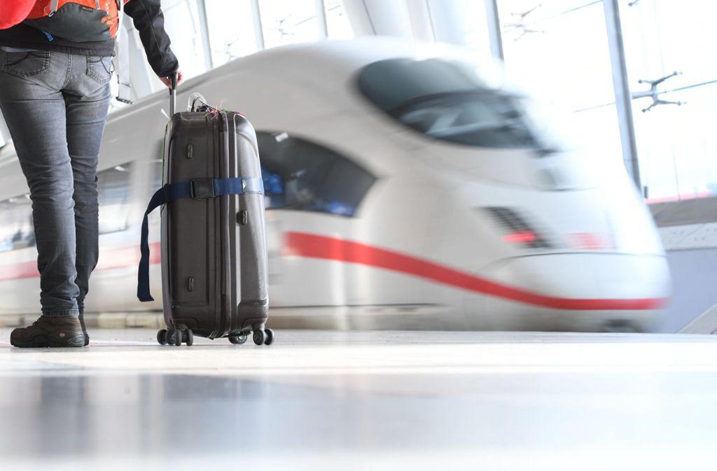 Express Rail Für Fluggäste Bahn Und Lufthansa Bauen Angebot
