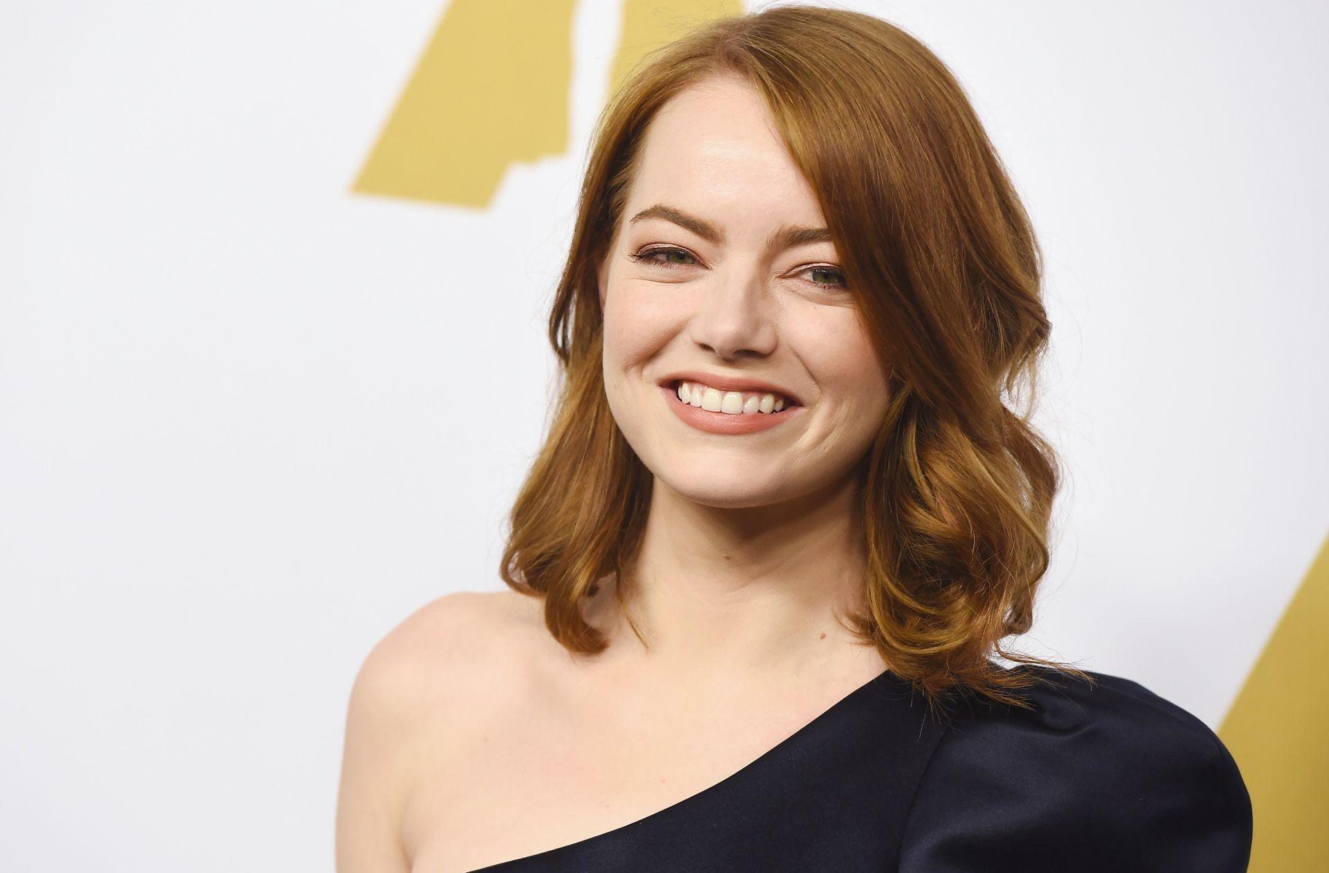Oscars-Treff in Beverly Hills: Emma Stone, Ryan Gosling