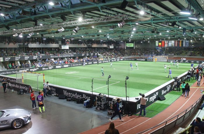 Mercedes Benz Junior Cup in Sindelfingen: Der Livestream des Turniers