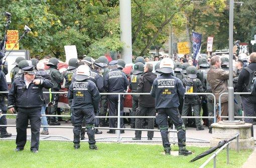 Amtsrichter lässt AfD-Gegner frei