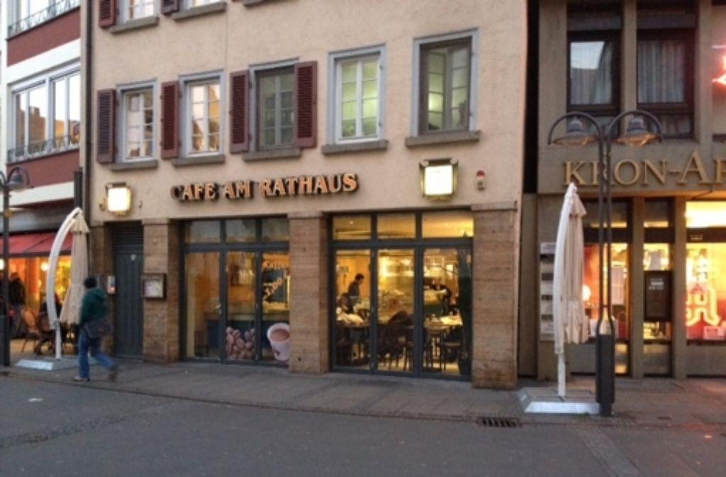 Kneipen Check In Bad Cannstatt Kuchen Und Luftballons Bad
