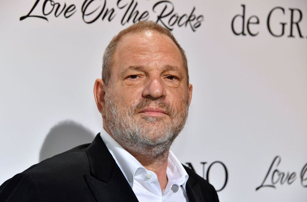 Hollywood-Produzent Harvey Weinstein Foto: AFP