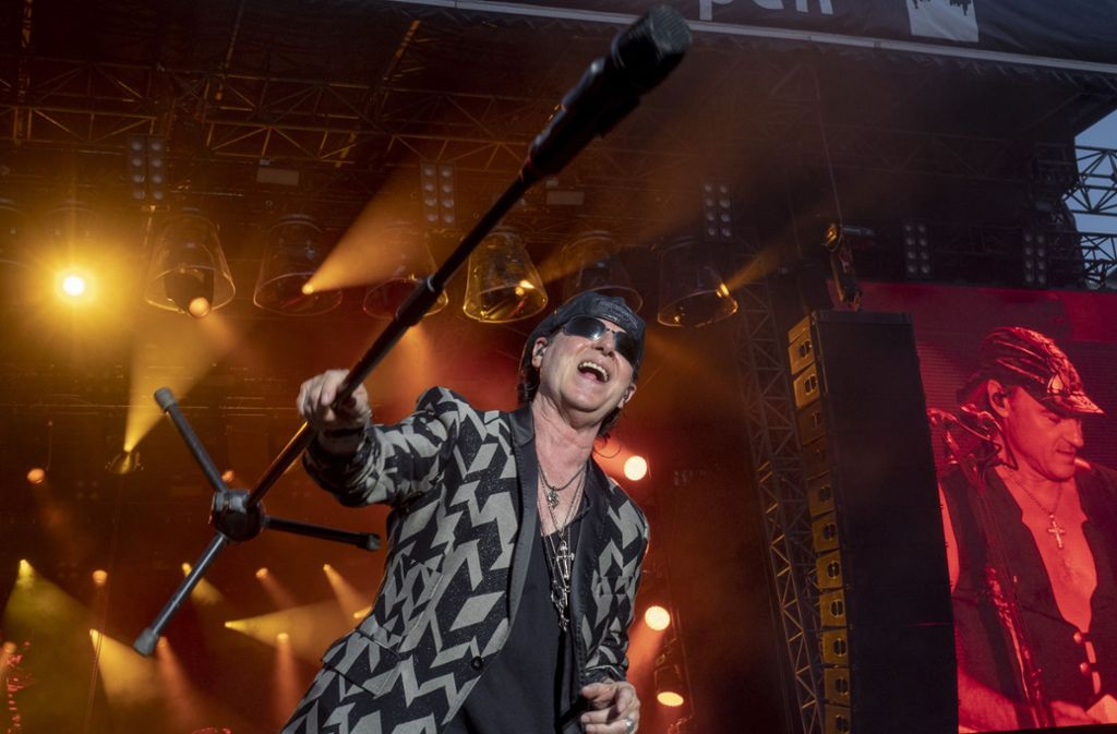 Scorpions Ludwigsburg Tickets