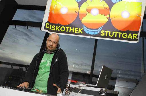 Die Boa hatte ihren DJ Nikos mitgebracht. Foto: Palmer