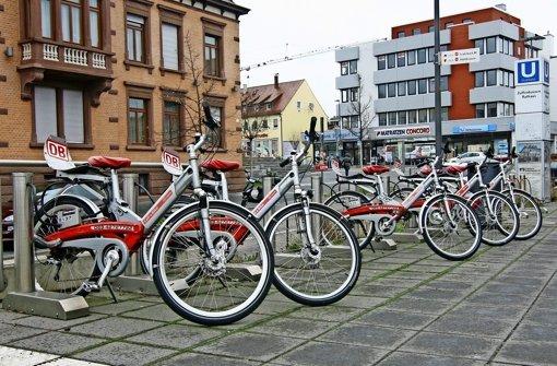 In allen Bezirken sollen Leihräder stehen