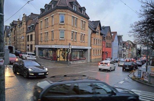 Bezirksbeirat fordert  neue Verkehrszählung in Gablenberg