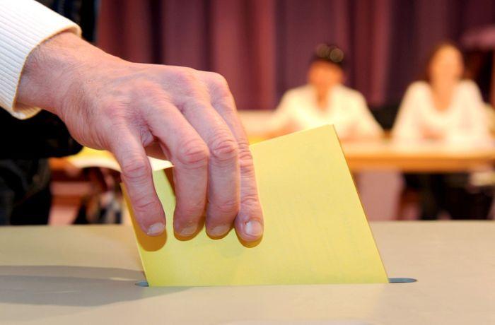Bretten Bürgermeisterwahl