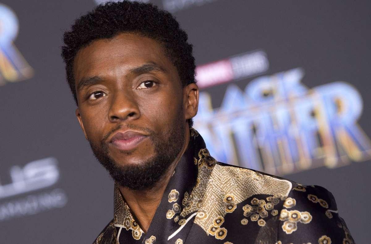Chadwick Boseman hatte noch viel vor: Er wollte Hollywood verändern. Foto: AFP/Valerie Macon