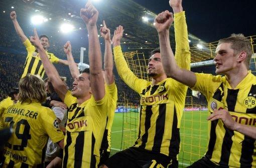 Bvb Champions Champions League Bvb Nach