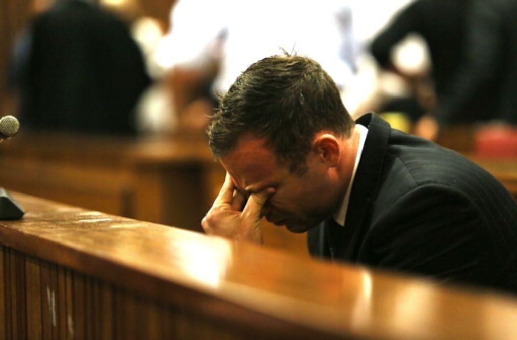 Oscar Pistorius Urteil