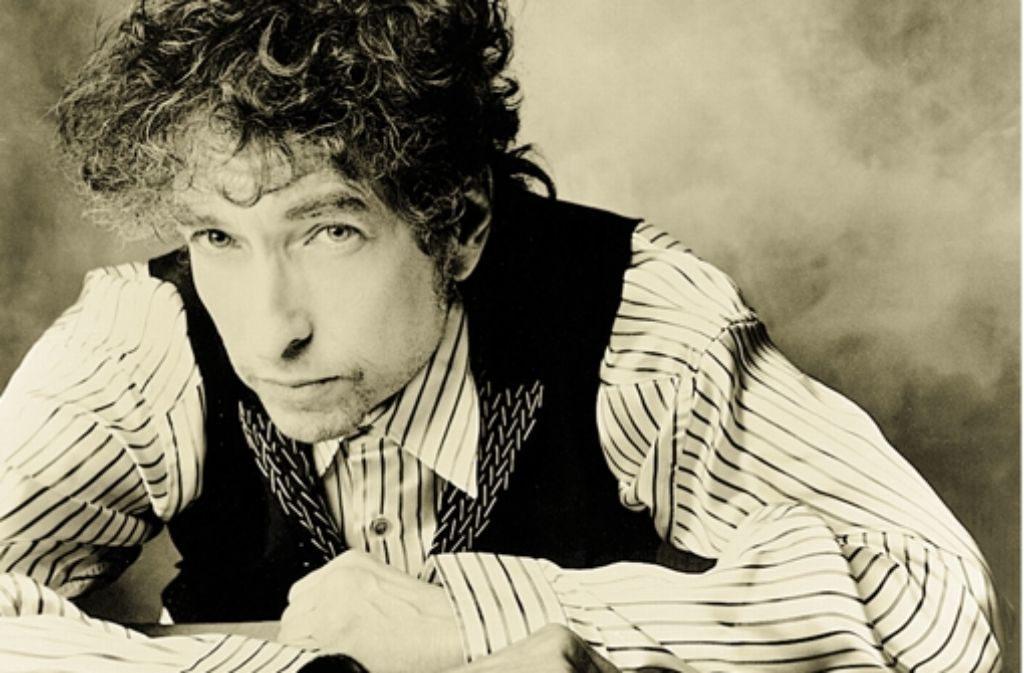 Bob Dylan in Tübingen  Der Mann 709bedbd96