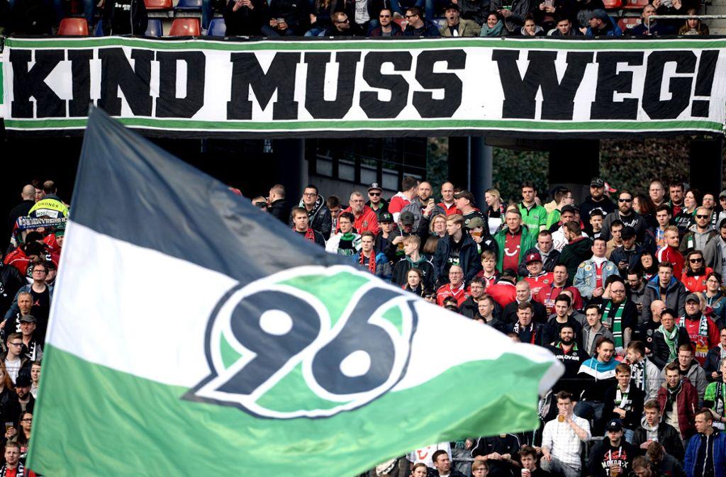 Hannover 96 Wieder Fan Arger Verein Verbietet Gut 40