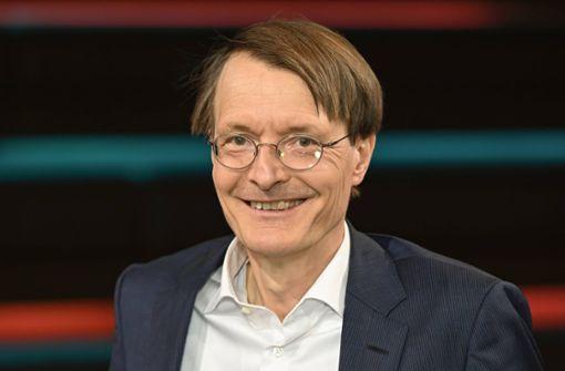 Markus Lanz Und Corona Karl Lauterbach Harteste Wochen Liegen Vor Uns Politik Stuttgarter Nachrichten